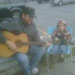 Jammin at the Appletree Farm Market, September 2010!